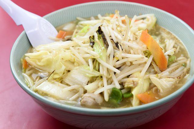 野菜ラーメン 790円
