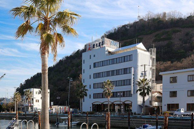 料理旅館<span>鹿久居荘 日生</span>