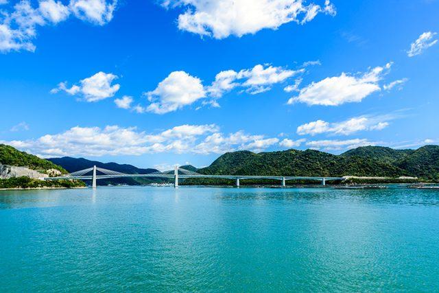 美しい瀬戸内の島々