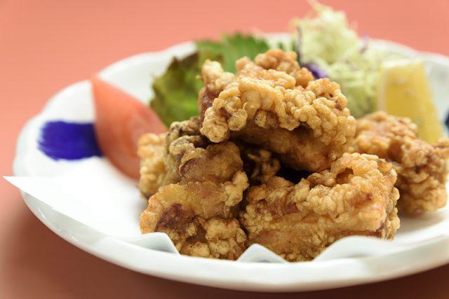 鶏から揚げ 650円